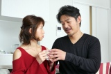 21日放送の日曜劇場『集団左遷!!』第1話に出演する(左から)中村静香、平山浩行(C)TBS