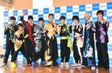 名古屋愛をアピールしたBOYS AND MEN(C)ORICON NewS inc.