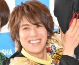 写真集『BOYS AND MEN THANKS! AT DOME LIVE』の記者会見に出席した平松賢人 (C)ORICON NewS inc.