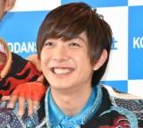 写真集『BOYS AND MEN THANKS! AT DOME LIVE』の記者会見に出席した田村侑久 (C)ORICON NewS inc.