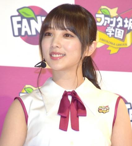 ファンタ新キャンペーン『ファンタ坂学園』入学式に出席した乃木坂46・