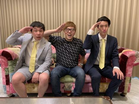 17日放送のバラエティー番組『衝撃のアノ人に会ってみた!』(C)日本テレビ