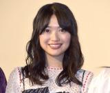 ホラー映画『としまえん』完成披露上映会に出席した北原里英 (C)ORICON NewS inc.