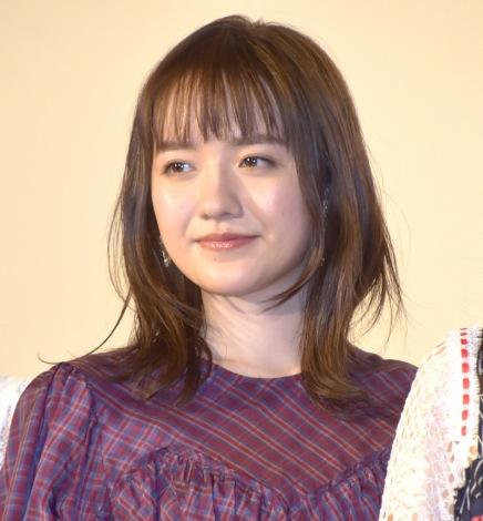 ホラー映画『としまえん』完成披露上映会に出席した小島藤子 (C)ORICON NewS inc.