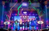 USJ新アトラクション『SING ON TOUR』オープニングセレモニーに登場した内村光良 画像提供:ユニバーサル・スタジオ・ジャパン(C)Universal Studios