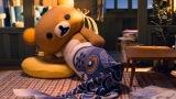 Netflixオリジナルシリーズ『リラックマとカオルさん』(4月19日世界独占配信)新しい場面写真も到着(C)2019 San-X Co., Ltd. All Rights Reserved.