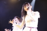 門脇実優菜=STU48劇場公演『GO!GO! little SEABIRDS!!』初日(C)STU