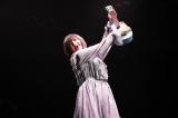 甲斐心愛=STU48劇場公演『GO!GO! little SEABIRDS!!』初日(C)STU