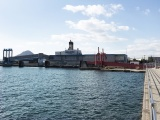 広島・広島港 広島国際フェリーポート=STU48公演開催地