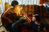 小松菜奈(右)と門脇麦がギターデュオ「ハルレオ」としてメジャーデビュー(C)2019「さよならくちびる」製作委員会