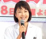 木曜ミステリー『科捜研の女』制作発表記者会見に出席した沢口靖子 (C)ORICON NewS inc.