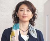 木曜ミステリー『科捜研の女』制作発表記者会見に出席した若村麻由美 (C)ORICON NewS inc.