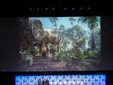 キャラクターが勢ぞろい=『スター・ウォーズ セレブレーション・シカゴ2019』で開催された『スター・ウォーズ/エピソード9』のステージイベントの模様 (C)ORICON NewS inc.