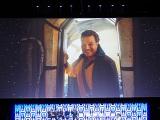ランド・カルリジアン=『スター・ウォーズ セレブレーション・シカゴ2019』で開催された『スター・ウォーズ/エピソード9』のステージイベントの模様 (C)ORICON NewS inc.