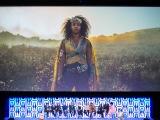 初登場のキャラクター・ジャナ=『スター・ウォーズ セレブレーション・シカゴ2019』で開催された『スター・ウォーズ/エピソード9』のステージイベントの模様 (C)ORICON NewS inc.