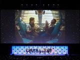 オスカー・アイザックとジョン・ボイエガが談笑=『スター・ウォーズ セレブレーション・シカゴ2019』で開催された『スター・ウォーズ/エピソード9』のステージイベントの模様 (C)ORICON NewS inc.