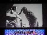 チューバッカ=『スター・ウォーズ セレブレーション・シカゴ2019』で開催された『スター・ウォーズ/エピソード9』のステージイベントの模様 (C)ORICON NewS inc.
