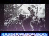 チューバッカが連れてきた新しいクリーチャー=『スター・ウォーズ セレブレーション・シカゴ2019』で開催された『スター・ウォーズ/エピソード9』のステージイベントの模様 (C)ORICON NewS inc.