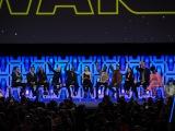 エンディング=『スター・ウォーズ セレブレーション・シカゴ2019』で開催された『スター・ウォーズ/エピソード9』のステージイベントの模様 (C)ORICON NewS inc.