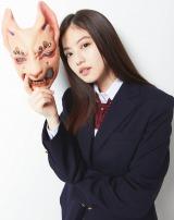 京極夏彦氏の最新作3作のカバーを飾った今田美桜