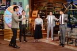 4月19日放送、『ザワつく!金曜日』長嶋一茂による「俺のそもそも総研」テーマは「俺のカラダ」(C)テレビ朝日