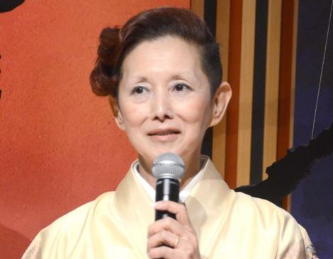 『鈴木敏夫とジブリ展』プレス内覧会に出席した夏木マリ (C)ORICON NewS inc.