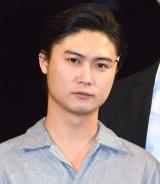 舞台『良い子はみんなご褒美がもらえる』初日前会見に出席した橋本良亮 (C)ORICON NewS inc.