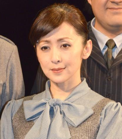舞台『良い子はみんなご褒美がもらえる』初日前会見に出席した斉藤由貴 (C)ORICON NewS inc.