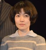 舞台『良い子はみんなご褒美がもらえる』初日前会見に出席したシム・ウンギョン (C)ORICON NewS inc.