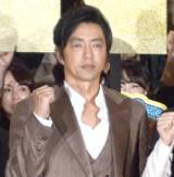映画『キングダム』初日舞台あいさつに登場した大沢たかお (C)ORICON NewS inc.