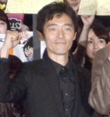 映画『キングダム』初日舞台あいさつに登場した佐藤信介監督 (C)ORICON NewS inc.