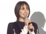 映画『キングダム』初日舞台あいさつに登場した長澤まさみ (C)ORICON NewS inc.