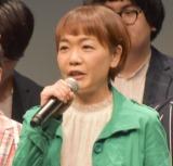 今後の活動について語った女芸人・ゆりあ (C)ORICON NewS inc.