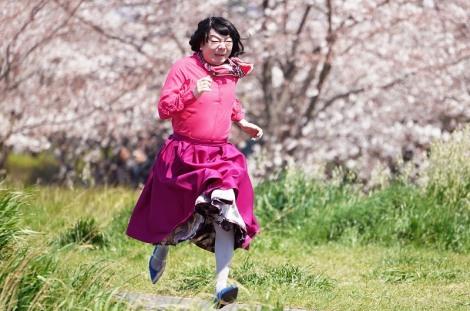 日本テレビ系連続ドラマ『俺のスカート、どこ行った?』(毎週土曜 後10:00)第1話場面カット(C)日本テレビ