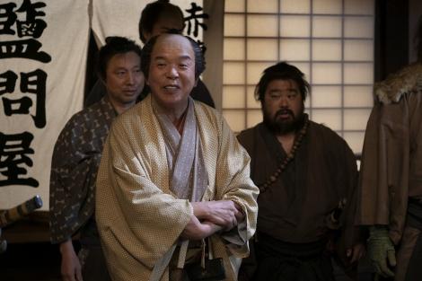 映画『決算!忠臣蔵』への出演が発表された村上ショージ(C)2019「決算!忠臣蔵」製作委員会
