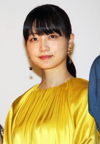 深川麻衣=映画『愛がなんだ』公開記念舞台あいさつ (C)ORICON NewS inc.