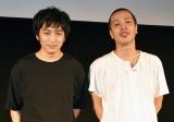 映画『いちごの唄』(7月5日公開)ワールドプレミアに参加した(左から)古舘佑太郎、峯田和伸 (C)ORICON NewS inc.