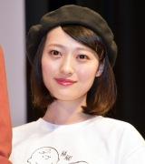 映画『エキストロ』舞台あいさつに登壇した三秋里歩(C)ORICON NewS inc.