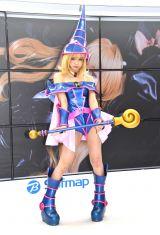 初のメジャー写真集『えなこ cosplayer』の発売記念イベントを開催したえなこ (C)ORICON NewS inc.