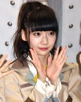 NGT48荻野由佳、千秋楽に意気込み