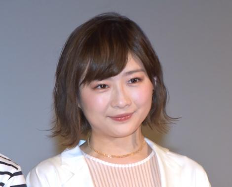 伊藤沙莉=映画『生理ちゃん』の舞台あいさつ (C)ORICON NewS inc.