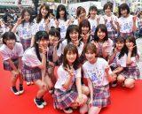 『 第11回沖縄国際映画祭』レッドカーペットに登場したNMB48 (C)ORICON NewS inc.
