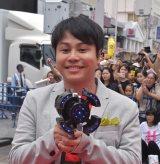 NON STYLEの井上裕介=『第11回沖縄国際映画祭』レッドカーペット (C)ORICON NewS inc.