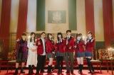 『映画 賭ケグルイ』に出演しているキャスト陣がずらり(C)2019 河本ほむら・尚村透/SQUARE ENIX・「映画 賭ケグルイ」製作委員会