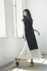 齋藤飛鳥=ファストファッションブランド『GRL』新ビジュアル