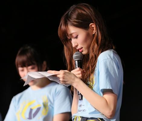 NGT48山口真帆、卒業を発表「今の私にNGT48のためにできることは、卒業 ...