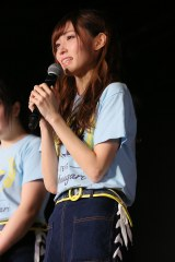 NGT48からの卒業を発表した山口真帆(C)AKS