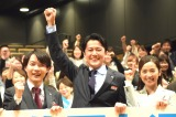 TBS系日曜劇場『集団左遷!!』が21日よりスタート (C)ORICON NewS inc.