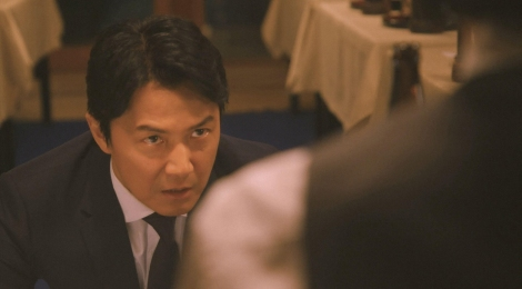 TBS系日曜劇場『集団左遷!!』の主演を務める福山雅治(C)TBS