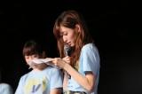 NGT48卒業を発表した山口真帆=NGT48チームG『逆上がり』千秋楽公演(C)AKS